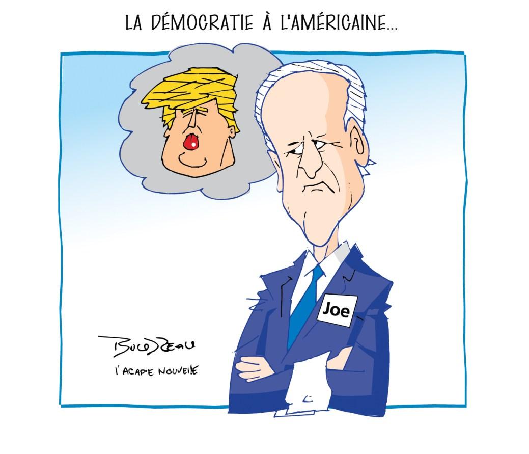 Caricature, 19 novembre 2020