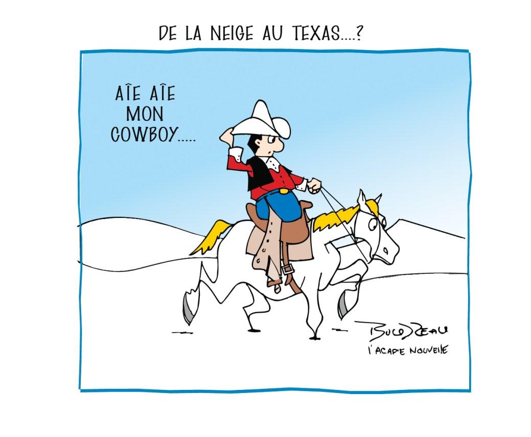 Caricature, 18 février 2021