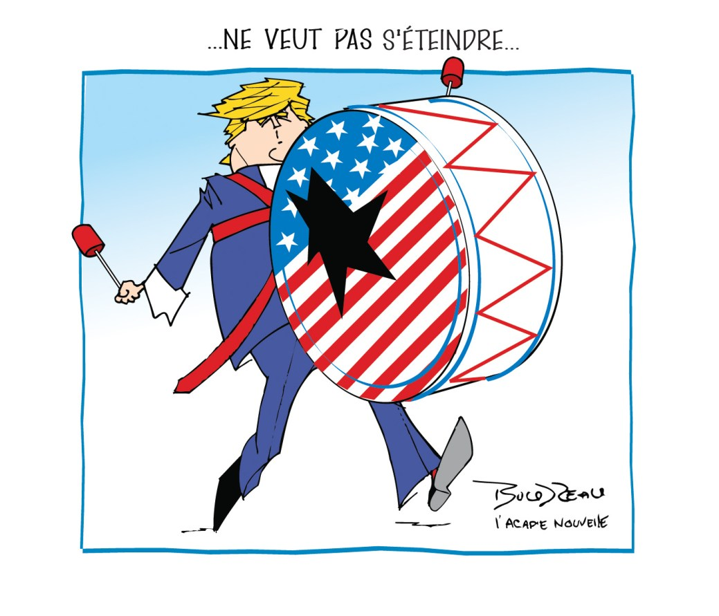 Caricature, 24 février 2021