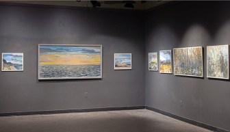 Martin Krykorka présente l'exposition Natural cyles à la Galerie Bernard-Jean à Caraquet. Gracieuseté.