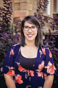 La coordonnatrice de l'engagement communautaire pour Violence Sexuelle Nouveau-Brunswick, Andrée-Anne Marks a l'espoir que la police et la justice améliorent leur prise en charge des victimes d'agressions sexuelles. - Gracieuseté