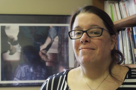 Marie-Andrée Pelland dirige le département de sociologie et de criminologie à l'Université de Moncton. - Archives