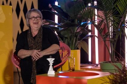 Joanne LeBlanc-Skyrie a reçu l'Éloize du soutien à la production artistique. - Gracieuseté: Mathieu Léger