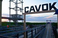 D'après Serge Nadeau, l'un des propriétaires du CAVOK à la plage de l'Aboiteau, le littoral du Nouveau-Brunswick est encore mal exploité. - Acadie Nouvelle: Justin Dupuis