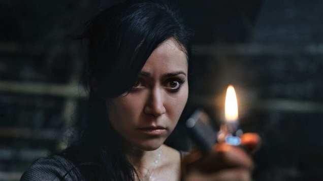 Cristina (Brigitte Kali Canales) dans une scène de The Old Ways. - Gracieuseté