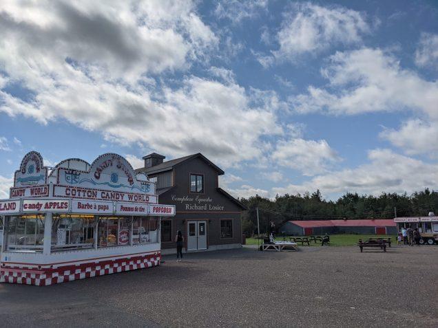 Exposition régionale agricole de Saint-Isidore. - Acadie Nouvelle: David Caron