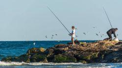 Aprendiendo a pescar - Isabel Nogales