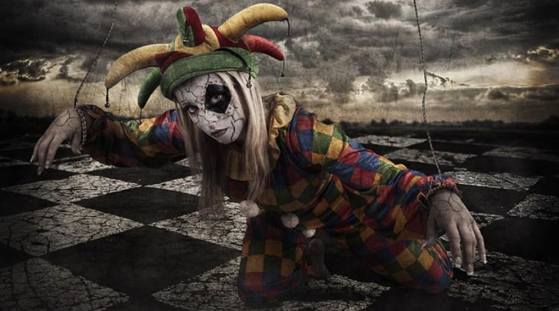 Broken Harlequin - Francisco José Justícia Carrasco