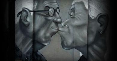 GALERÍA: Día Internacional del Beso