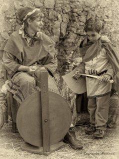 Hilandera - Engracia Navines