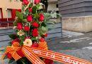 Diada 11 de setembre de 2019: Ofrena Floral ACAF