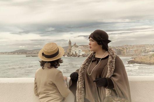 Mirando al mar - Araceli Vilodres