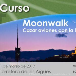 Moonwalk fotografico con Marta Breto dia 21 marzo 2019