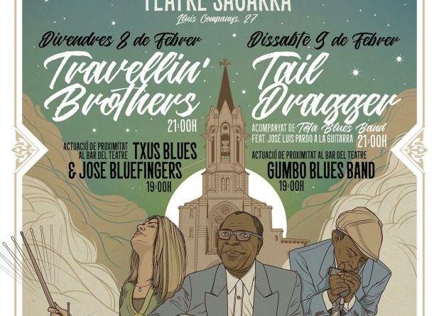 VI Festival de Blues de Santa Coloma de Gramenet