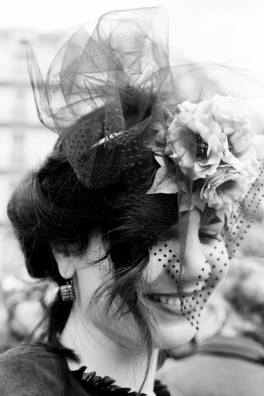 Sonrisa en blanco y negro - Regina Barbas