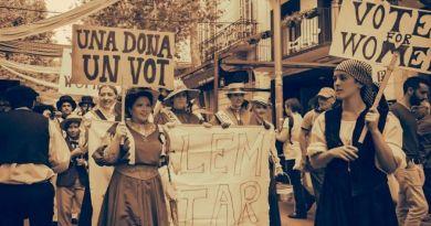 Tenemos el derecho al voto - Araceli Vilodres