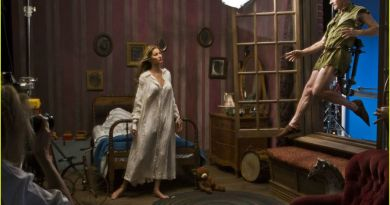 Disney dream ads Annie Leibovitz
