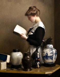 William Mcgregor Paxton-1910