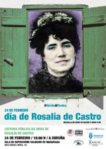 Día de Rosalía de Castro 2018