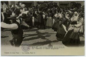 Baile galego