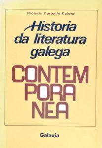 Historia da literatura galega contemporánez