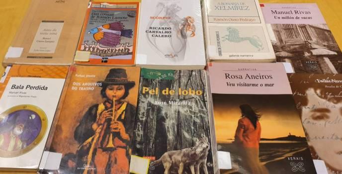 Títulos de libros