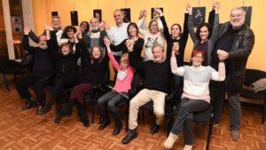 Grupo de teatro Alexandre Bóveda