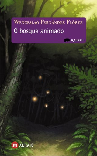 Portada O Bosque Animado