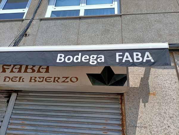 Bodega Faba - Labañou