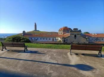 Antigo cárcere e Torre de Hércules