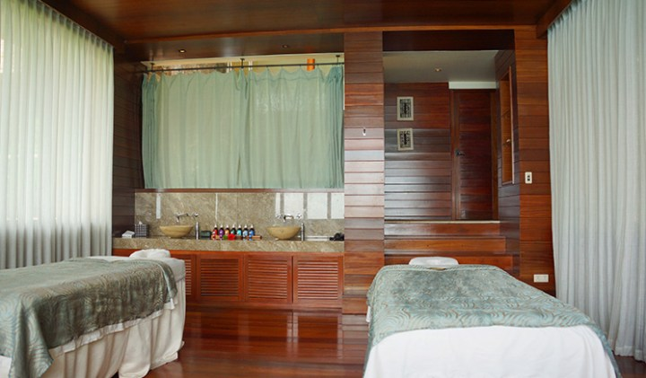 Spa Four Seasons Seychelles. Foto: Adriana Lage
