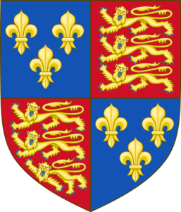 King Henry V Coat of Arms