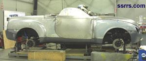 Chevrolet SSR production 1