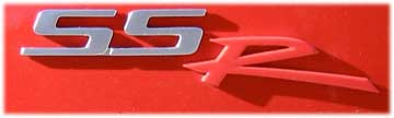 Chevrolet SSR logo