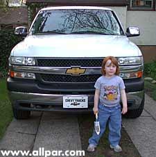 chevy silverado 2500 pickup trucks