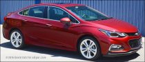 2016 Chevrolet Cruze Premier RS car review