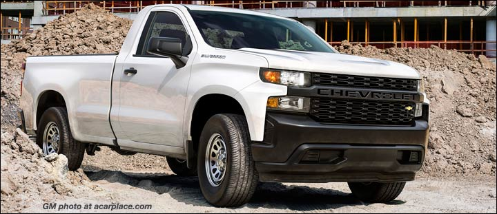 Chevy, Ram hit truck conundrum in rather different ways   aCarPlace