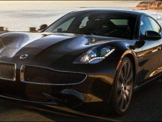 karma revero electric car