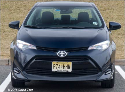 Corolla: it's not what you'd think