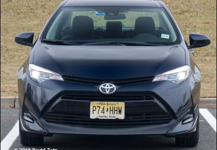 toyota corolla led headlights
