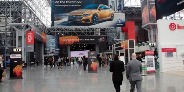 Javits Center - New York Auto Show 2018