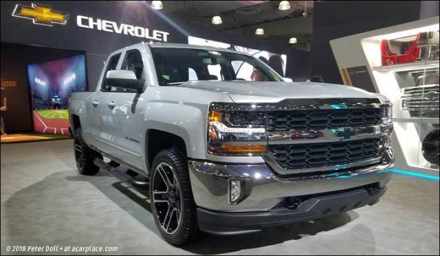 2019 chevy pickup