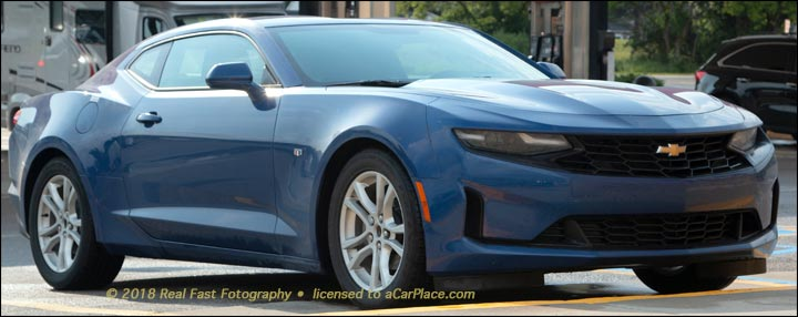 The 2019 Camaro For The Rest Of Us Acarplace