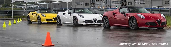 2019 Alfa Romeo 4C cars