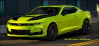 "Does this ""SEMA concept"" mean Chevy's dropping the awful Camaro SS grille?"