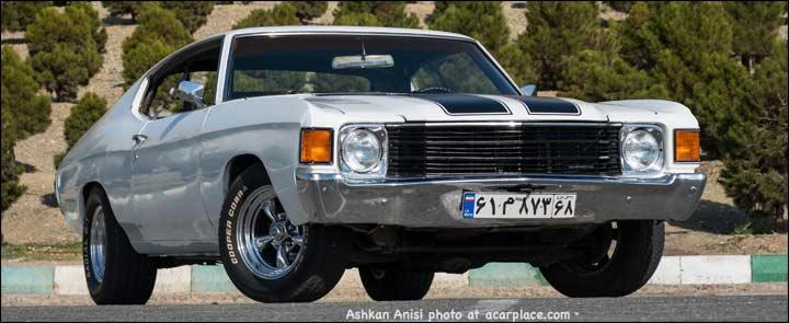 1972 Chevrolet car