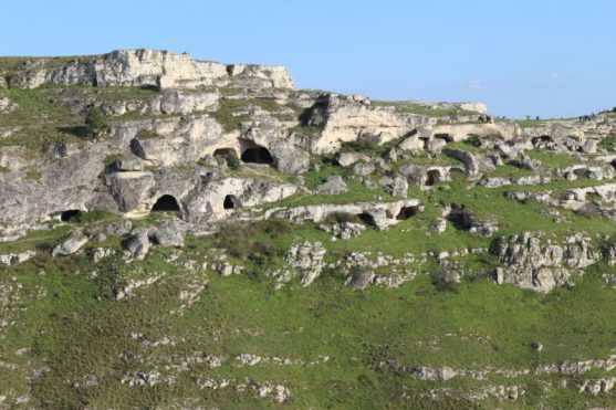 Grotte di Matera