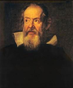 Galileu Galilei, por Justus Suttermans 1636