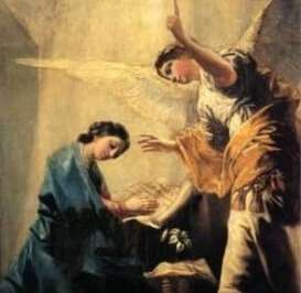 The Solemnity of the Annunciation of the Lord