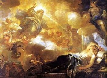 The Lord Appeared to Solomon in a Dream
